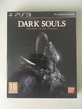 Dark Souls Prepare to Die Rare Zavvi Exclusive PS3 Steelbook FACTORY SEALED