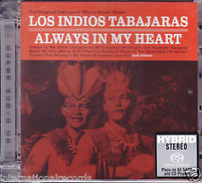"""Los Indios Tabajaras - Always In My Heart"" Stereo Hybrid DSD SACD Audiophile CD"