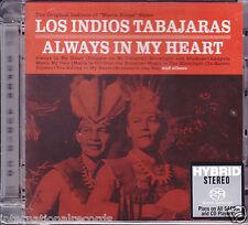 """Los Indios Tabajaras - Always In My Heart"" Stereo Hybrid DSD SACD Audiophile CD"