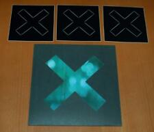 "The XX - Islands - 2009 UK Vinyl 7"" Single Including Stickers"