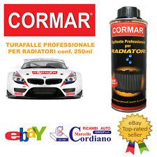 RADIATOR STOP LEAK Turafalle radiatori Stop Perdita Radiatore 250ML CORMAR