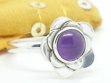 Amethyst Rings Indian Jewellery