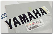 GENUINE YAMAHA 2010 YZF-R6 LOWER FAIRING COWL EMBLEM STICKER DECAL 13S-2153A-40