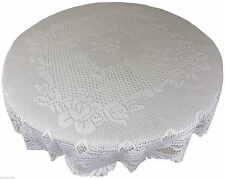 Lace Round Tablecloths
