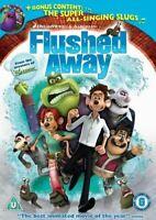 , Flushed Away [DVD], Like New, DVD