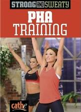 CATHE FRIEDRICH STRONG AND SWEATY PHA TRAINING EXERCISE DVD WORKOUT NEW SEALED