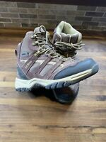 LL BEAN Women's Boots Size 7M Gore Tex Hiking/Winter Suede