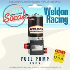 Weldon Racing High Performance Pump D2015 A Up To 1400 Horsepower