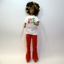 "Spice Girls On Stage Toy Doll / Figure with Platform Boots - Mel B ""Scary Spice"""