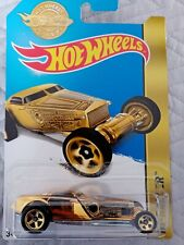 HOT WHEELS HI Roller gold