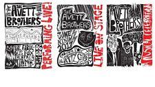 Avett Brothers Poster Set The Fox Theatre Atlanta, GA 6/8, 6/9 & 6/10 2017
