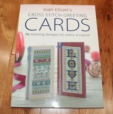 Cross Stitch Greeting Cards 70 designs patterns all occasion instruction book
