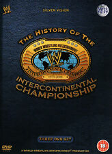 WWE The History Of The Intercontinental Championship 3x DVD