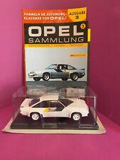 OPEL - Sammlung Nr.3 .. 1:24  .. MANTA  B  400 .. 1981.. NEU!!!