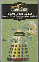 Doctor Who [and] The Day of the Daleks. Blue spine, GC+++ Target books.