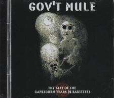 GOV'T MULE - Best Of The Capricorn Years DCD 013 lonely planet Warren Haynes