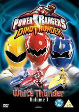 Power Rangers Dino Thunder - White Thunder Volume 3