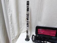 Buffet Crampon Tosca Bb Professional Clarinet Grenadilla Wood MINT!