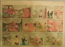 Alley Oop Sunday by VT Hamlin from 9/27/1953 Half Page Size