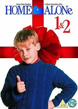 Home Alone / Home Alone 2 Lost In New York DVD Original UK Release New Sealed R2