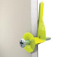 Wallclaw  Drywall Anchors  1/2 in. Dia. x 2 in. L 4 pk