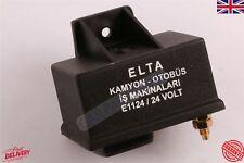 Glow Plug Relay For Heavy Equipment Komatsu Hitachi Volvo 24V 3916042063