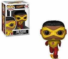 Funko Pop Télévision: The Flash : Enfant Flash #714 de Collection Figurine