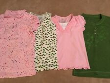 Faded Glory Girl's Lot of 4 Shirts, Size S (4/5)