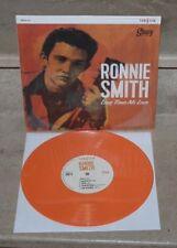 ronnie smith : long time no love (SR10-12) orange vinyle
