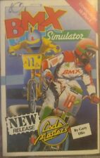 BMX Simulator (Codemasters 1986) Commodore C16/ +4 (Tape, Box, Manual) 100% ok