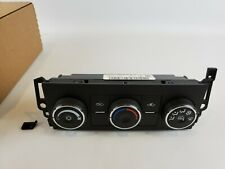 20787117 Gm Heating and Air Conditioning Control Panel 15-74002 Heated Mirror