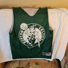 BOSTON CELTICS JERSEY - YOUTH SMALL - PRACTICE STYLE - EASTBAY - REVERSIBLE - #1