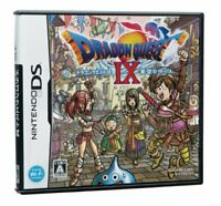 USED Nintendo DS Dragon Quest IX: Sentinels of The Starry Skies