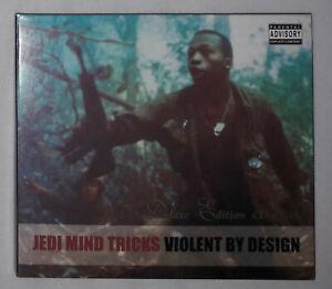 Jedi Mind Tricks - Violent By Design (Deluxe Edition) (CD+DVD)
