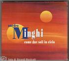 AMEDEO MINGHI - COME DUE SOLI IN CIELO Digipack CD PERFETTO COVER VG+
