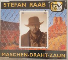 Maschen-Draht-Zaun Stefan Raab
