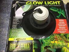 Exo Terra Glow Light/Reflector Med 21cm, PT2054