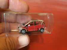 Herpa HO 1/87 Scale Mercedes A-Klasse Clear See Through Car - Made in Germany!