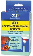 API Aquarium Pharmaceuticals  Fresh/Salt Water KH Hardness Test Kit  FREE SHIP