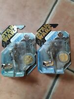 STAR WARS 30TH ANNIVERSARY CHEWBACCA McQUARRIE CONCEPT MOC W/COIN ULTIMATE...