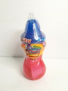 Nuby 10oz Fat Flip-It Cup Red 9947 12 Month+ BPA Free Step 3 Sealed Free Ship