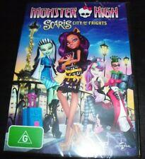 Monster High - Scaris City Of Frights (Australia Region 4) DVD – New