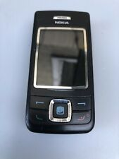 Nokia 6265i - Black (U.S. Cellular) - Tested | Good Work Conditions