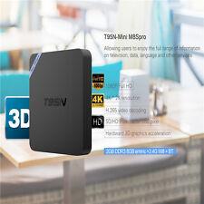 T95N Android5.1 Smart TV Box Quad Core  KOD Wifi Media Player 2GB+8GB US