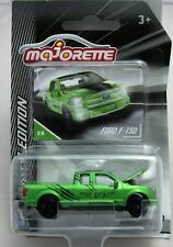 Majorette Modelcar DieCast 1/72 Ford F150 green Limited Edition 3