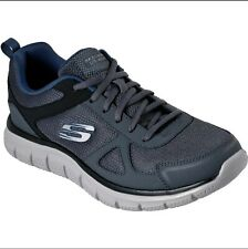 Skechers Track Scloric Mens Trainers US10 & US11