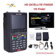 iBRAVEBOX V8 Signal Finder HD 1080P DVB-S/S2 Digital Satellite TV Dish Receiver
