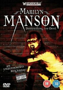 Marilyn Manson: Demistifying The Devil [DVD] -  CD RYVG The Fast Free Shipping