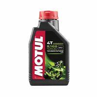 Motul 5100 4T 10W-30 4 Stroke Motorcycle Engine Oil - 1 Litre