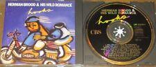 HERMAN BROOD & HIS WILD ROMANCE - HOOKS aus 1989 rare CD